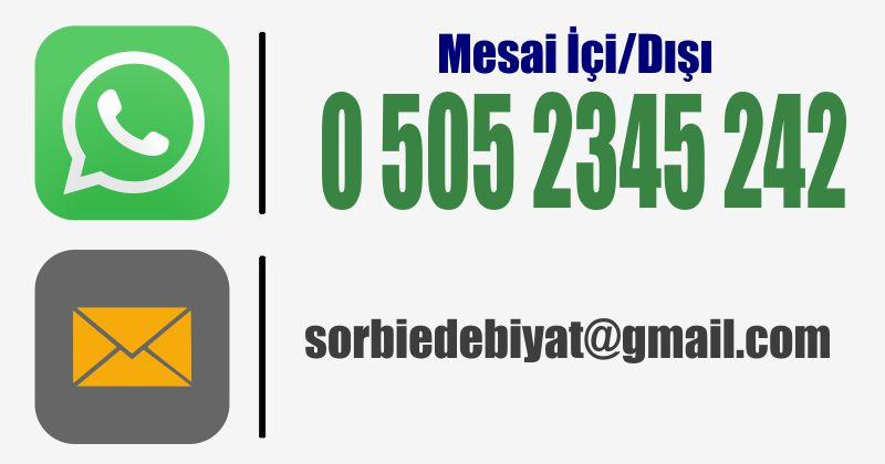İletişim Banner