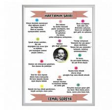 Haftanın şairi Cemal Süreya