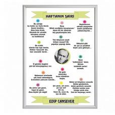 Haftanın şairi Edip Cansever