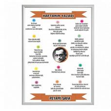 Haftanın yazarı Peyami Safa